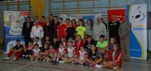 Badminton. Suwalczanie zdominowali OTK [zdjęcia]