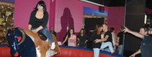 Rodeo Party w Pink Bowling & Club. 180 sekund na grzbiecie byka [zdjęcia]