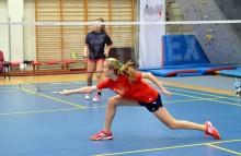 Badminton. Jerzy Dołhan: z postawy zawodników jestem zadowolony