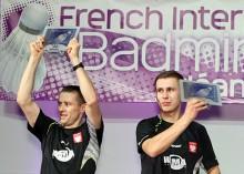 Cwalina i Wacha grają w Yonex French Open