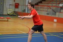 Udany weekend młodych badmintonistów SKB