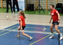 Ekstraklasa badmintona. Mistrz pokonał wicemistrza