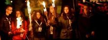 Młodzieżowy Marsz Niepodległości. Maszerowali z Inką i Wyklętymi [wideo i zdjęcia]