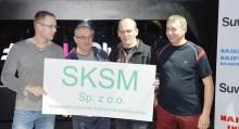 Suwalska Liga Bowlingowa. SKSM wykopał zwycięstwo z PGE Dystrybucją
