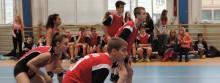 II Liceum z pomocą dzieciom w Pawłówce. Słodki mecz z III LO i mnóstwo emocji