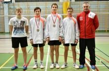 Badminton. Młodzicy SKB wicemistrzami Polski, młodziczki czwarte