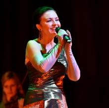 Pierwsza dama polskiej operetki zaśpiewała w Suwałkach [zdjęcia]