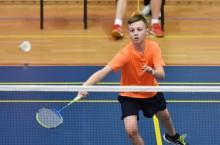 Wilno. Lekcja badmintona po suwalsku