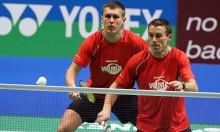 Mistrzostwa Europy w badmintonie. Awans debla i singlisty