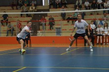 Badminton. Bochat/Cwalina w ćwierćfinale White Nights 2017