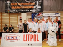 Badminton. Trzy ćwierćfinały mistrzostw Polski dla SKB