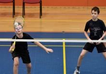 Badminton. Zrobili co do nich należało