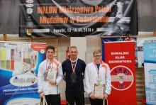 Badminton. Wygrywali faworyci, dwa brązowe krążki dla SKB [zdjęcia]