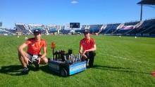 ZTronik hitem lekkoatletycznych Mistrzostw Świata Juniorów