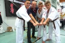 Karate. Złoto i brąz suwalczan na Młodzieżowych MP [zdjęcia]