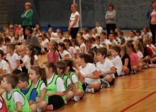 Drużynowe Międzyszkolne Zabawy Lekkoatletyczne Klas I-III w Suwałkach