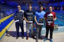 Pływanie. Trzecie miejsce drużyny i pierwsze Krzysztofa Wandziocha w Białymstoku [zdjęcia]