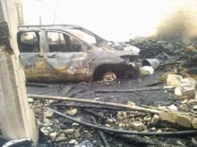 Ich gospodarstwo spłonęło tuż przed wigilią. Pogorzelcy z gminy Giby potrzebują pomocy