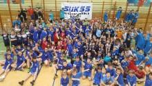 Mikołajkowy Turniej Minisiatkówki chłopców pod dyktando SUKSS Suwałki