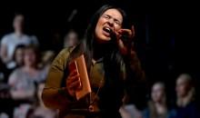 17. Mikołajkowy Turniej – koncert otwarcia. Michelle John i Suwałki Gospel Choir próbują [wideo]