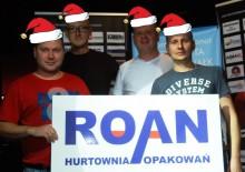 Suwalska Liga Bowlingowa. Owacja dla Roanu i Wesołych Świąt