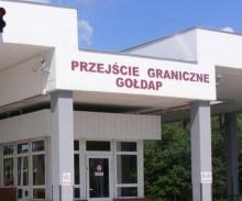 Utrudnienia na przejściu granicznym w Gołdapi
