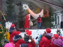Mikołaj zawitał do Suwałk