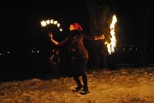 Tańczący z ogniem