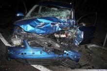 Kierowca ranny w wypadku w Augustowie