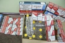 Narkotyki i kontrabanda