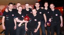 Zwycięstwa suwalskich bowlingowców