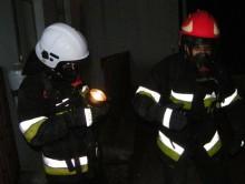 Paliła się szkoła w Smolnikach