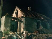 Tragedia w Filipowie. W pożarze zginął mężczyzna