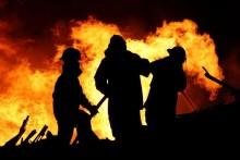 Kolejny pożar obory