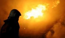 Tragiczny pożar koło Grajewa. Spłonęły dwie osoby