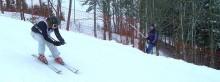 Na narciarskich stokach odpalają armaty