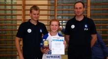 Siatkarki z Gimn. 4 mistrzyniami Suwałk