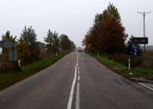 """Na drodze 653 trwa """"polowanie na jelenia"""""""