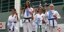 Karate. Suwalczanie zdeklasowali rywali