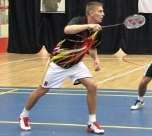 Awans badmintonistów w Denmark Open