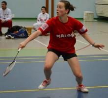 Pięć medali badmintonistów w Warszawie