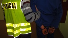 Recydywista zabawił się w policjanta