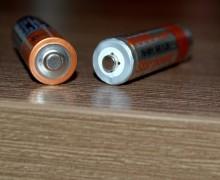 Marszałek zbiera baterie
