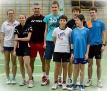 Dwunastka na Festiwal Badmintona