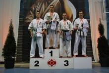 Srebro Żytkiewicza w XXX PP w karate