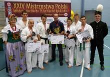 Medalowe żniwa suwalskich karateków