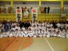 Udany występ karateków w Bartoszycach