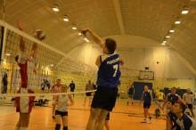 3. kolejka amatorskiej ligi siatkówki