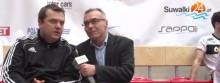 Trener Wigier o wzmocnieniach i wyjeździe do Turcji [wideo]