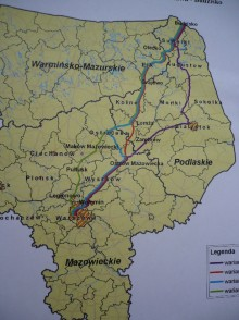 Via Baltica znów przez Augustów?